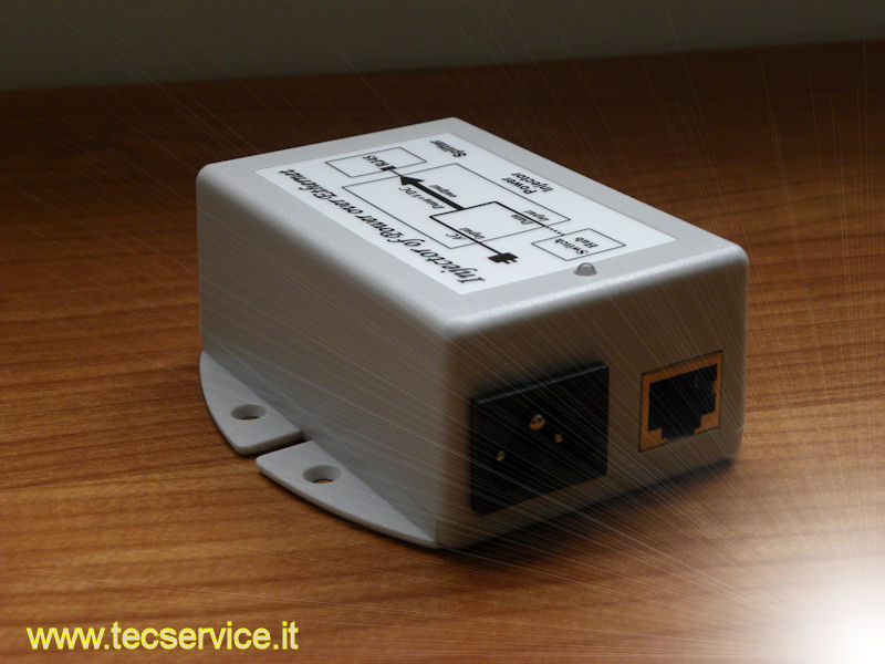 Accessori TVCC IP